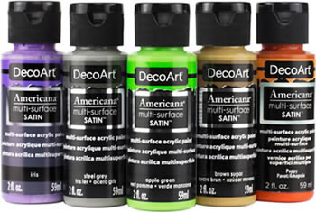DecoArt Multi-Surface Satin Paint
