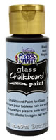 Black Glass Chalkboard Paint 2 oz