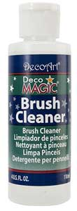 DecoMagic Brush Cleaner, 4 oz.