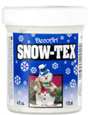 DecoArt Snow-Tex, 4 oz.