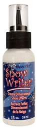 DecoArt Snow Writer, 2 oz.