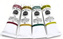 Da Vinci Professional Watercolor Paints