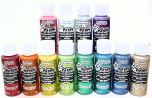 DecoArt Glamour Dust Glitter Paint