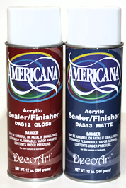 DecoArt Americana Sealers