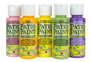 DecoArt Americana Patio Paint - Outdoor acrylic paint