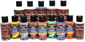 DecoArt Traditions Acrylics