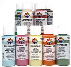 Delta Creative Ceramcoat Acrylic Paints