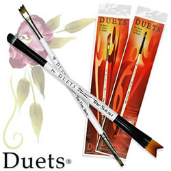 Dynasty Duets Double Ended Brushes