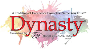 Dynasty Brush Logo