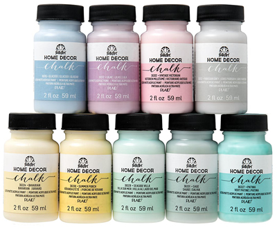 Folkart Home Decor Chalk Paint By Plaid Home Decor Furniture