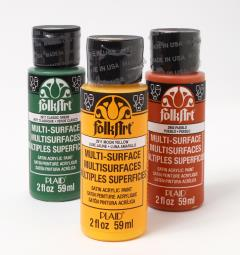 Plaid FolkArt Multi-Surface Satin, 2 oz.
