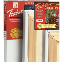 Fredrix Creative Edge Canvas