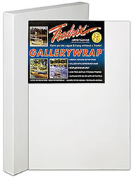 Fredrix Gallerywrap Canvas