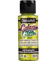 DecoArt Galaxy Glitter Bottle, 2 oz.