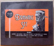 Art Deco Drawing Set