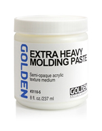 Golden Extra Heavy Molding Paste, 8 oz.
