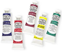 Griffin Alkyd Oil Colors