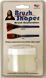 Mona Lisa Brush Shaper