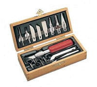Deluxe Woodcarving Set