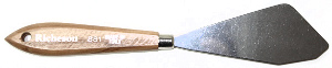 Italian Stainless Steel Jack Richeson Masters Palette Knife
