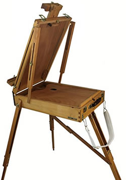Jack Richeson Weston Full French Style Easel