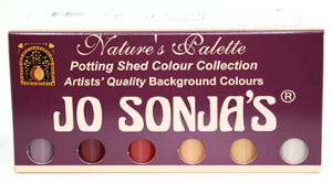 Jo Sonja Potting Shed Colour Collection Set