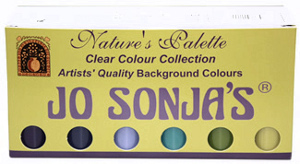 Jo Sonja Clear Colour Collection Set