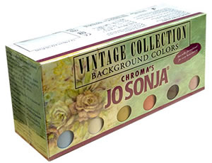 Jo Sonja's Vintage Colour Collection