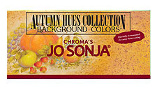 Jo Sonja Autumn Hues Background Collection