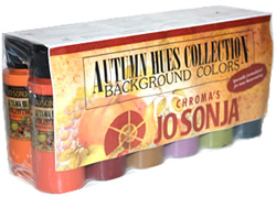 Jo Sonja Autumn Hues Background Color Collection