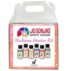 Jo Sonja Medium Starter Kit