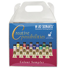 Jo Sonja's Creative Possibilities Sampler