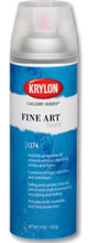 Krylon Fine Art Fixative, 11 oz. Spray Can