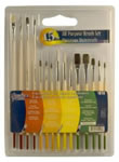 Loew Cornell All Purpose Brush Set