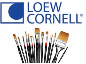 Loew Cornell La Corneille 7000 Series Brushes