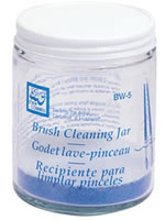 Loew Cornell Betterway Brush Cleaning Jar and Replacement Pads