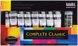 Liquitex Heavy Body Acrylic Sets