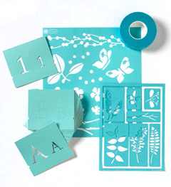 Martha Stewart Crafts Stencils