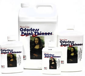 Mona Lisa Odorless Paint Thinners