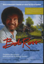 Barn Collection Bob Ross 3 DVD Disk Set