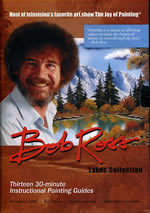Lakes Collection DVD Bob Ross