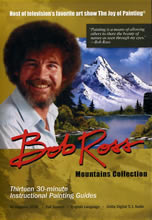 Mountains Collection DVD