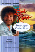 Bob Ross DVD Seascape Collection