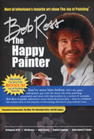 Bob Ross The Happy Painter DVD