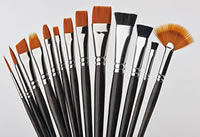 Donna Dewberry 13 Piece Professional Brush Set
