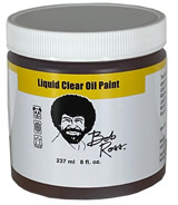 Bob Ross Liquid Clear