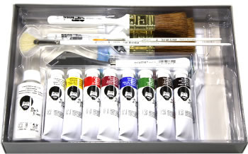 Painting Supplies: Painting Supplies Bob Ross