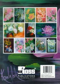 Bob Ross Presents Annette Kowalski's The Joy of Painting Flowers Two - Back Cover