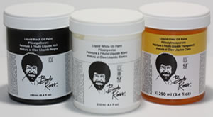 Bob Ross Liquid Basecoats, 3 Pack