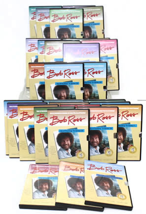 Joy of Painting Bob Ross DVD Series 2- 31